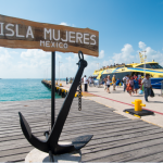 Traveling Book Club in Isla Mujeres